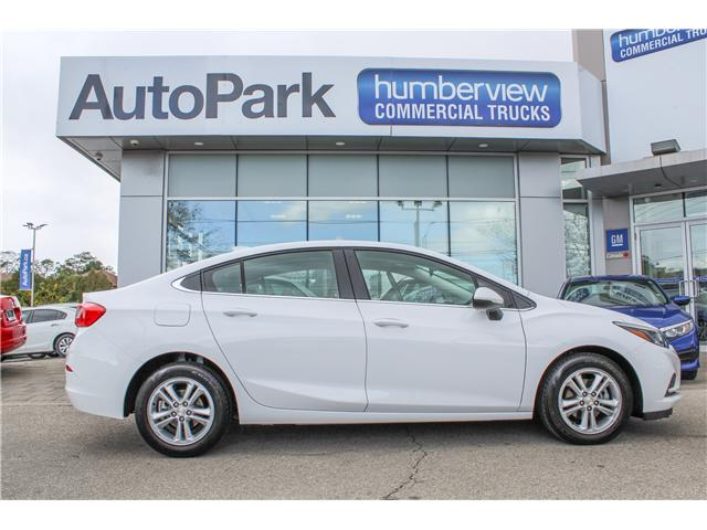 2017 Chevrolet Cruze LT Auto (Stk: APR2329) in Mississauga - Image 4 of 22