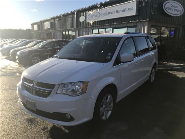 2018 Dodge Grand Caravan Crew (Stk: 10199) in Lower Sackville - Image 1 of 20