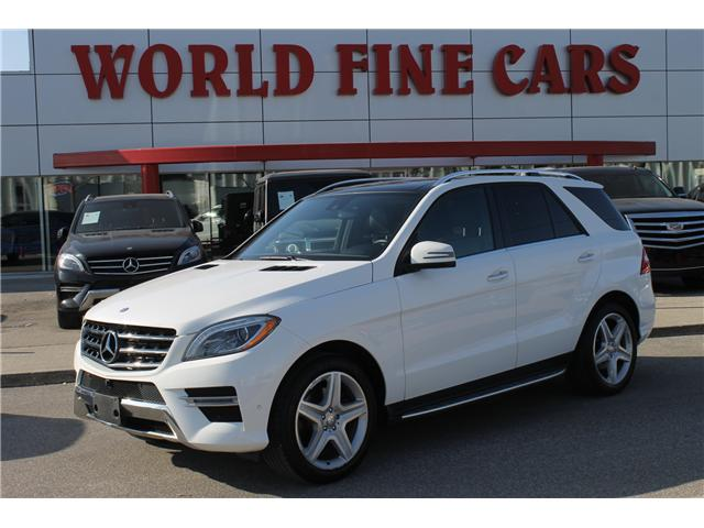 2015 Mercedes-Benz M-Class  (Stk: 16571) in Toronto - Image 1 of 26
