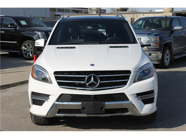 2015 Mercedes-Benz M-Class  (Stk: 16571) in Toronto - Image 2 of 26