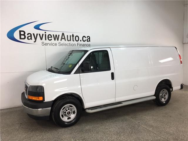 2017 GMC Savana 2500 Work Van (Stk: 33849W) in Belleville - Image 1 of 27