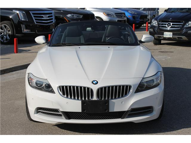 2011 BMW Z4 sDrive35i (Stk: 16554) in Toronto - Image 2 of 27