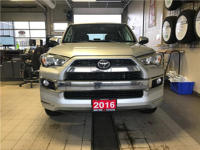 2016 Toyota 4Runner  (Stk: 10887) in Thunder Bay - Image 2 of 15