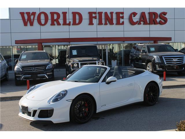 2017 Porsche 911 Carrera GTS (Stk: 20065) in Toronto - Image 1 of 29