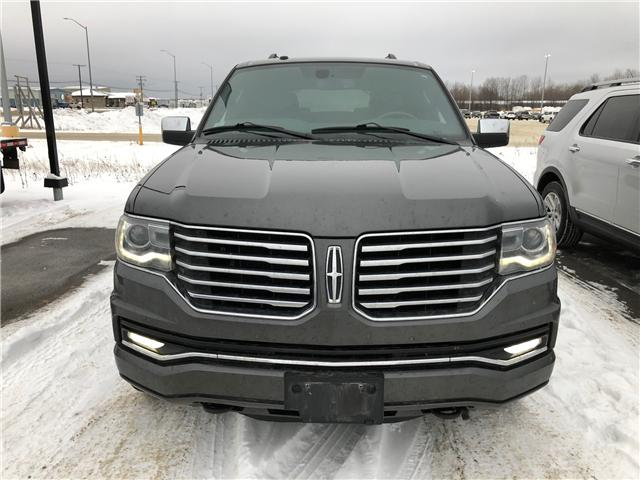 2015 Lincoln Navigator L Base (Stk: U-3716) in Kapuskasing - Image 2 of 11