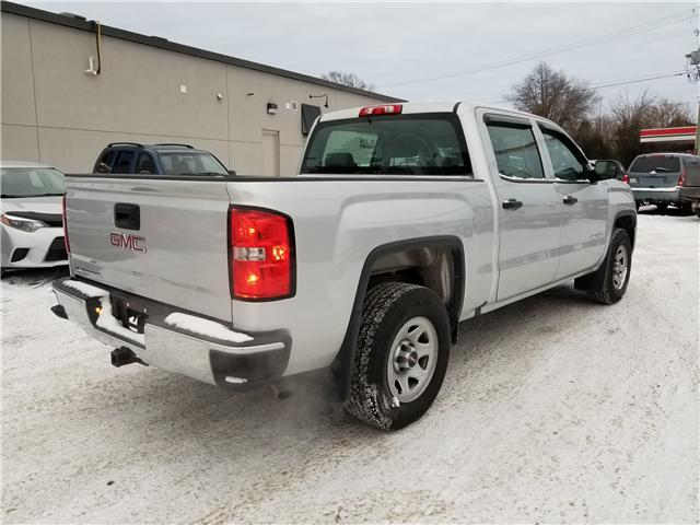 2018 GMC Sierra 1500 Base (Stk: ) in Kemptville - Image 18 of 18