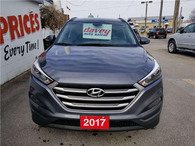 2017 Hyundai Tucson Premium (Stk: 18-645) in Oshawa - Image 2 of 17