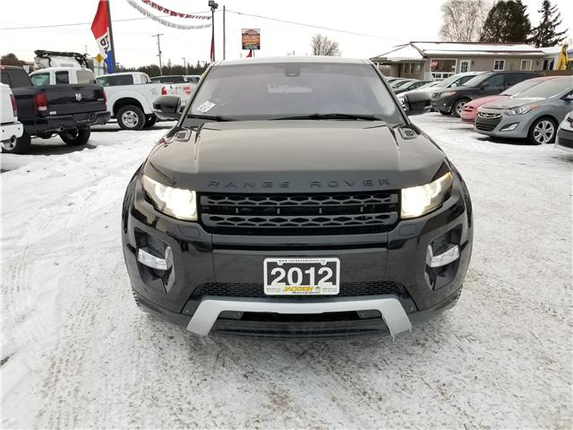 2012 Land Rover Range Rover Evoque Pure Plus (Stk: ) in Kemptville - Image 2 of 18