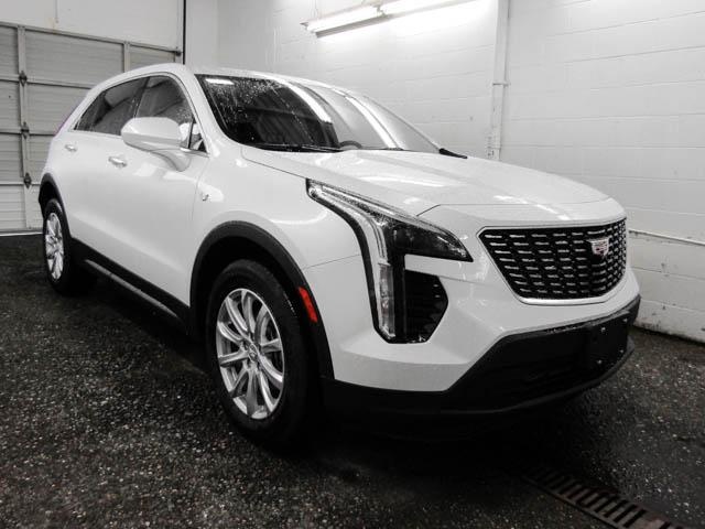2019 Cadillac Xt4 Luxury Awd Heated Seats Heated Steering Wheels