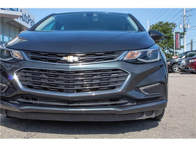 2017 Chevrolet Cruze Premier Auto (Stk: 17-180830) in Mississauga - Image 4 of 24