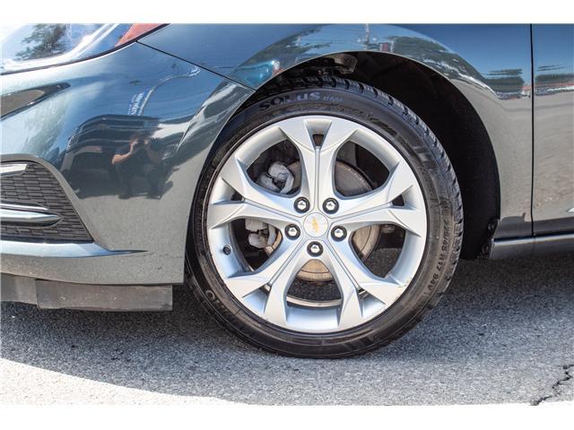 2017 Chevrolet Cruze Premier Auto (Stk: 17-180830) in Mississauga - Image 2 of 24