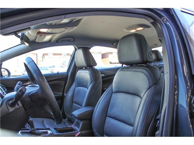 2017 Chevrolet Cruze Premier Auto (Stk: 17-180830) in Mississauga - Image 7 of 24