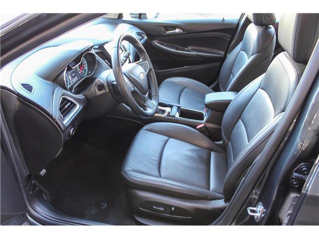 2017 Chevrolet Cruze Premier Auto (Stk: 17-180830) in Mississauga - Image 10 of 24