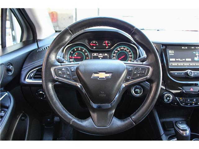 2017 Chevrolet Cruze Premier Auto (Stk: 17-180830) in Mississauga - Image 12 of 24