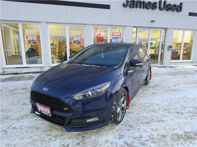 2017 Ford Focus ST Base (Stk: P02541) in Timmins - Image 1 of 9