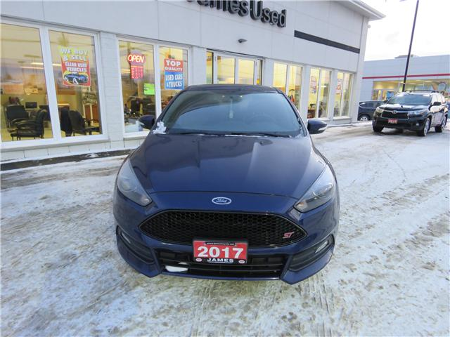 2017 Ford Focus ST Base (Stk: P02541) in Timmins - Image 2 of 9