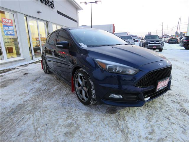 2017 Ford Focus ST Base (Stk: P02541) in Timmins - Image 3 of 9