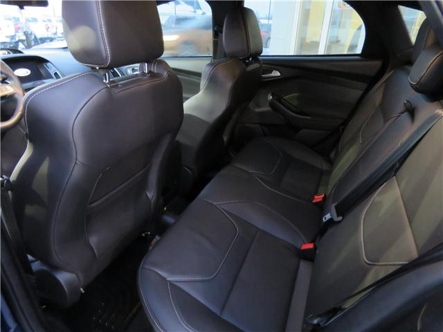 2017 Ford Focus ST Base (Stk: P02541) in Timmins - Image 8 of 9