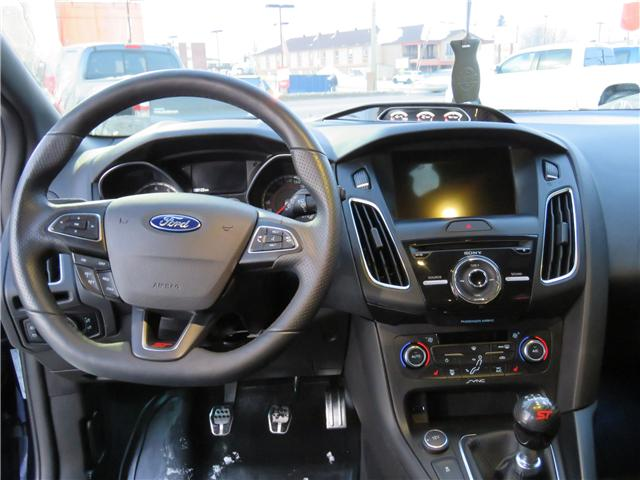 2017 Ford Focus ST Base (Stk: P02541) in Timmins - Image 9 of 9