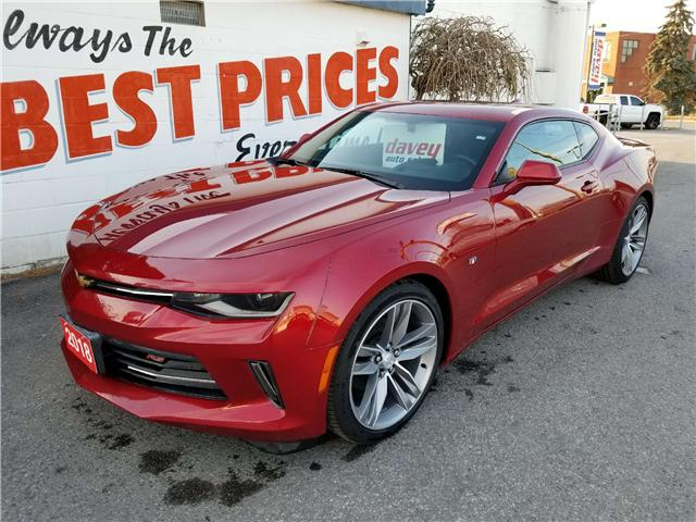 2018 Chevrolet Camaro 2LT (Stk: 18-499) in Oshawa - Image 3 of 16
