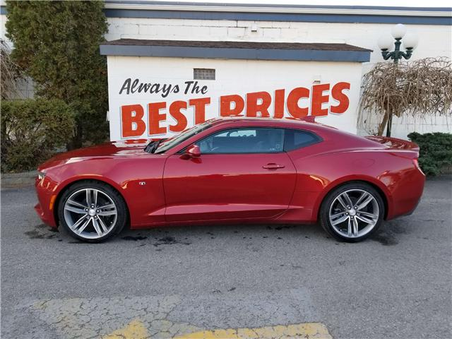2018 Chevrolet Camaro 2LT (Stk: 18-499) in Oshawa - Image 4 of 16