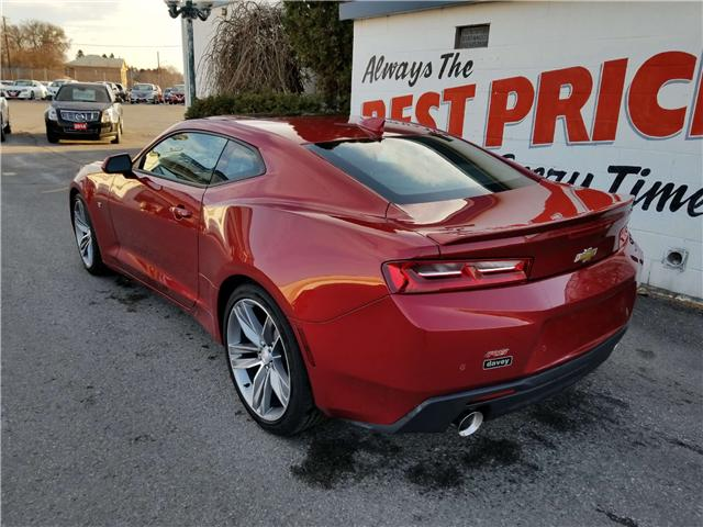 2018 Chevrolet Camaro 2LT (Stk: 18-499) in Oshawa - Image 5 of 16