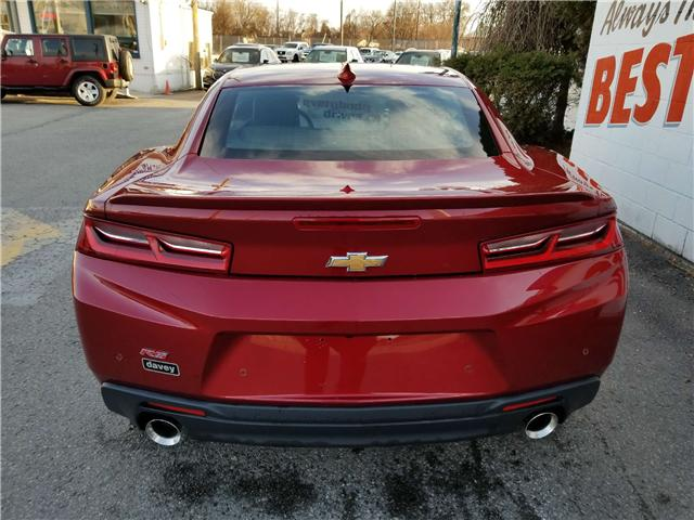 2018 Chevrolet Camaro 2LT (Stk: 18-499) in Oshawa - Image 6 of 16