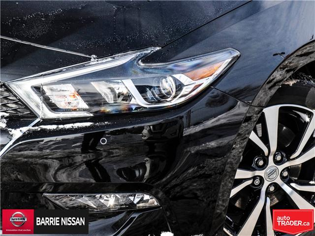 2017 Nissan Maxima Platinum (Stk: 18121A) in Barrie - Image 2 of 28