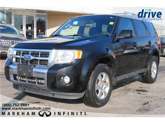 2012 Ford Escape Limited (Stk: J128A) in Markham - Image 1 of 20
