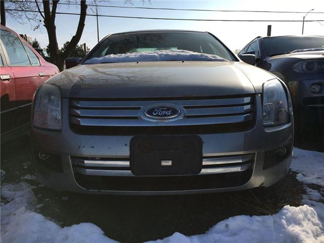 2008 Ford Fusion SE 5 SPEED, ALLOY WHEELS, SUNROOF, POWER DRIVER SE (Stk: 42699A) in Brampton - Image 2 of 7