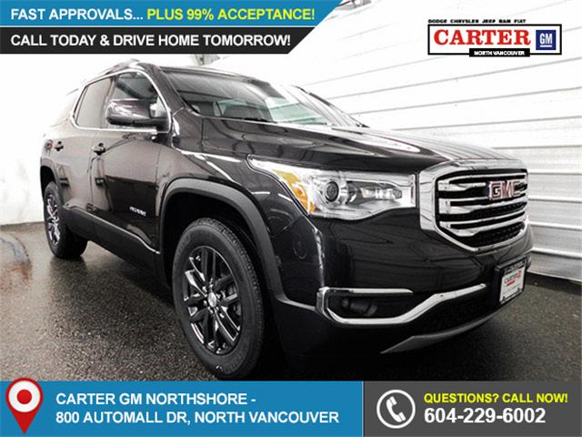 2018 GMC Acadia SLT-1 (Stk: 8A66790) in North Vancouver - Image 1 of 14