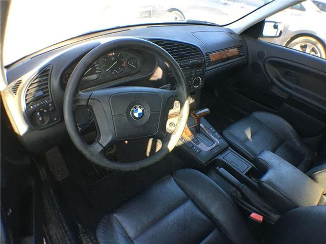 1995 BMW 3-SERIES 325I LEATHER, SUNROOF, ALLOYS, POWER HEATED SEAT,  (Stk: 42140A) in Brampton - Image 7 of 7