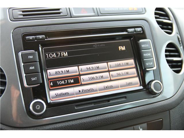 2015 Volkswagen Tiguan Trendline (Stk: 1811549) in Waterloo - Image 16 of 26