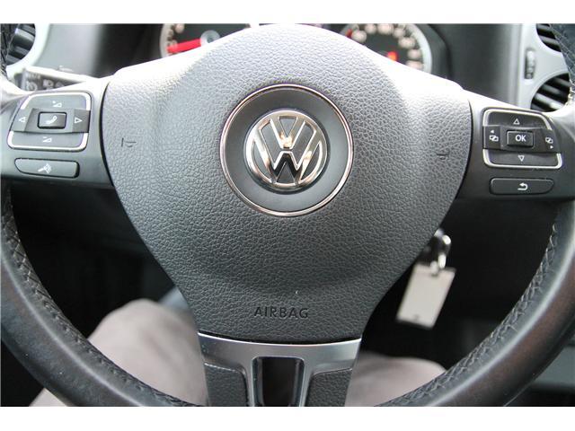 2015 Volkswagen Tiguan Trendline (Stk: 1811549) in Waterloo - Image 12 of 26