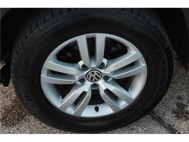 2015 Volkswagen Tiguan Trendline (Stk: 1811549) in Waterloo - Image 26 of 26