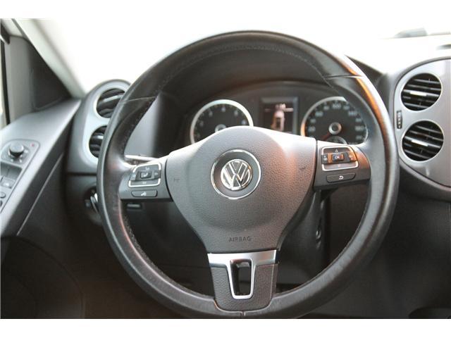 2015 Volkswagen Tiguan Trendline (Stk: 1811549) in Waterloo - Image 11 of 26
