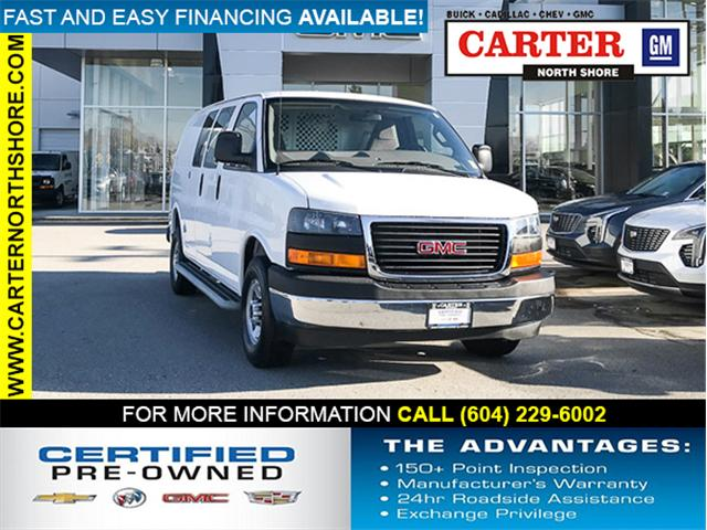 2017 GMC Savana 2500 Work Van (Stk: 971590) in North Vancouver - Image 1 of 28