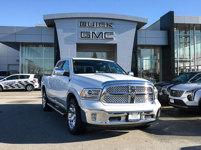 2015 RAM 1500 Laramie (Stk: 8D75991) in North Vancouver - Image 2 of 29