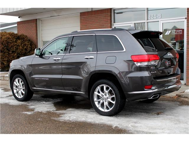 2014 Jeep Grand Cherokee Summit (Stk: 452032) in Saskatoon - Image 2 of 28