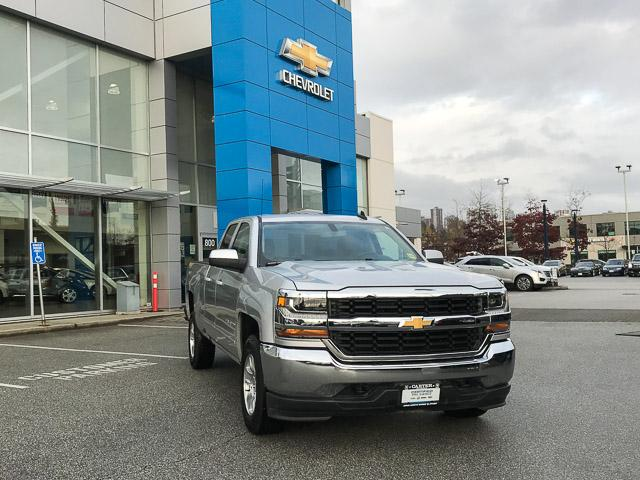 2018 Chevrolet Silverado 1500 1LT (Stk: 971490) in North Vancouver - Image 2 of 27