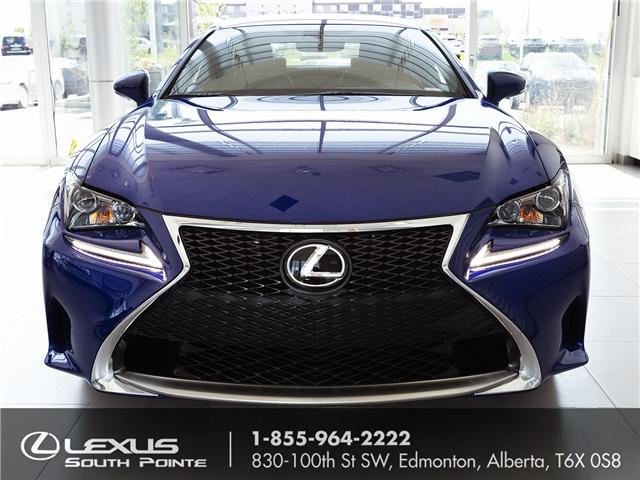 2017 Lexus RC 300 Base (Stk: LC700716) in Edmonton - Image 2 of 18