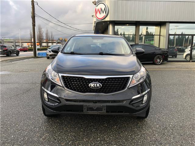 2016 Kia Sportage LX (Stk: 16-865689) in Abbotsford - Image 2 of 15