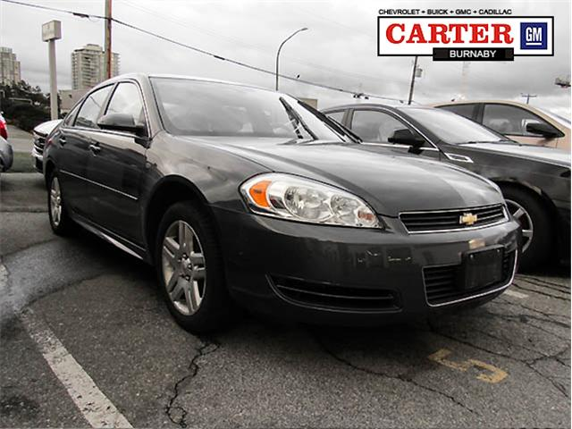 2011 Chevrolet Impala LT (Stk: P9-56370) in Burnaby - Image 1 of 4