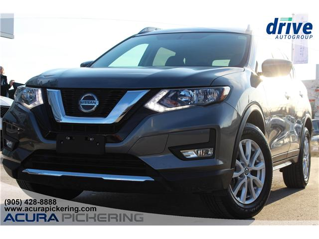 2018 Nissan Rogue SV (Stk: AP4702R) in Pickering - Image 1 of 30