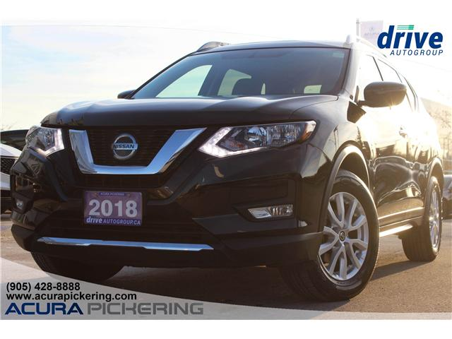 2018 Nissan Rogue SV (Stk: AP4704R) in Pickering - Image 1 of 31