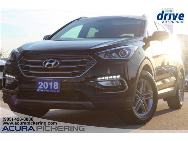 2018 Hyundai Santa Fe Sport 2.0T SE (Stk: AP4708R) in Pickering - Image 1 of 28