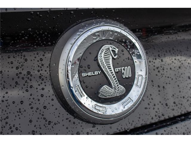 2011 Ford Shelby GT500 Base (Stk: J242891A) in Surrey - Image 8 of 28