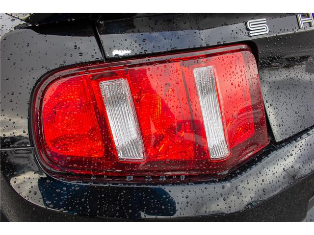 2011 Ford Shelby GT500 Base (Stk: J242891A) in Surrey - Image 17 of 28