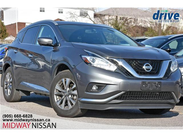 2015 Nissan Murano SL (Stk: JC639202A) in Whitby - Image 1 of 28