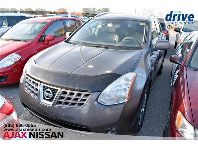2009 Nissan Rogue SL (Stk: T928A) in Ajax - Image 2 of 14